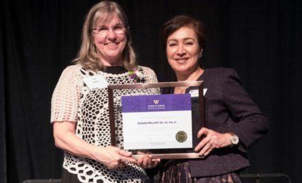 Careforce CEO Awarded University of Washington School of Nursing Honor